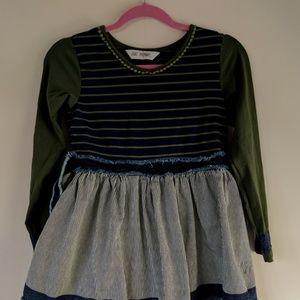 jak & peppar folk dress new w/o tag